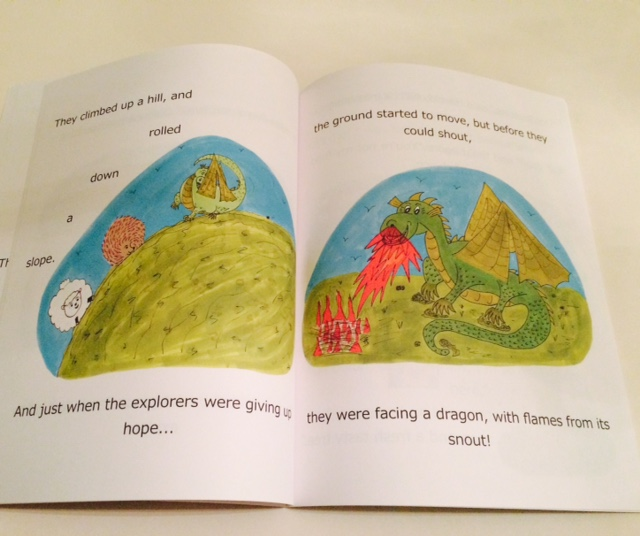 Dragons Can Fly story