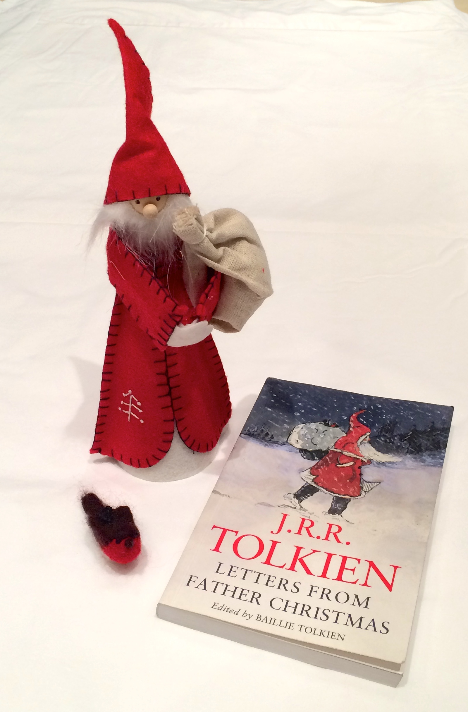Christmas book review letters from father christmas by jrr christmas book review letters from father christmas by jrr tolkien spiritdancerdesigns Gallery