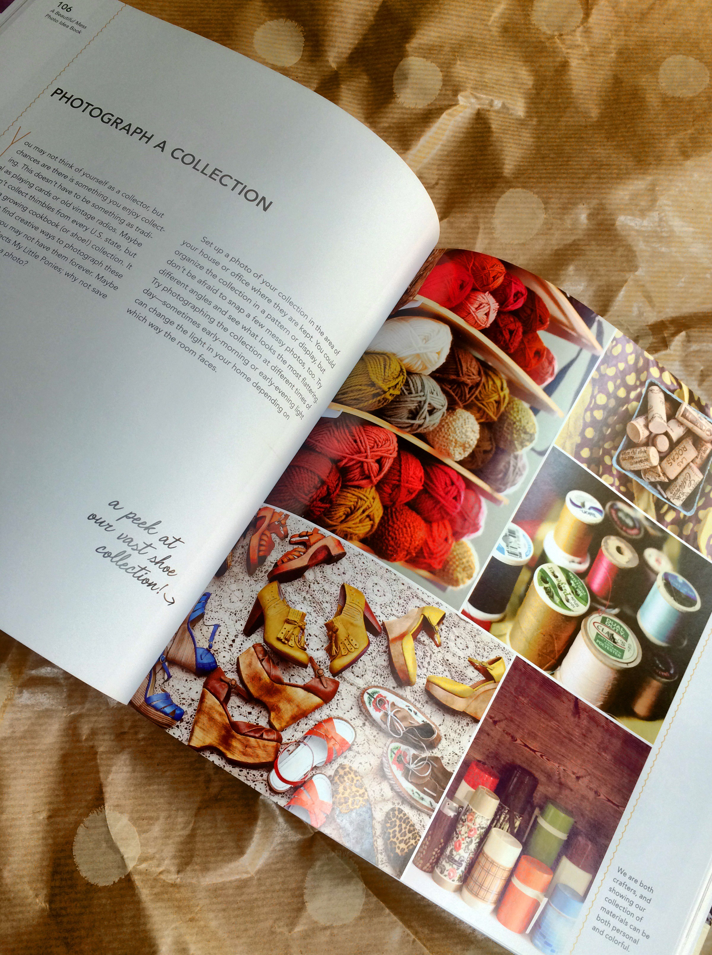 a beautiful mess photo idea book - Book Review A Beautiful Mess Idea Book Changing Pages