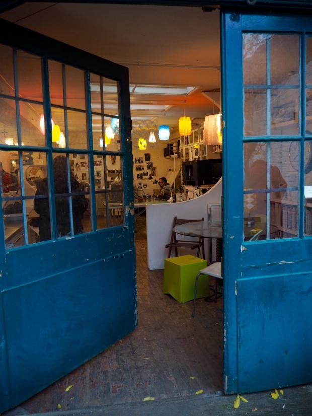 Pullens Yard Open studios