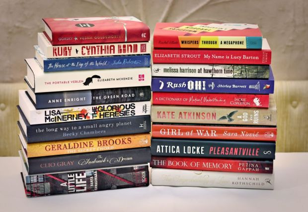 Baileys Women's Prize for Fiction 2016 Longlisted Books2