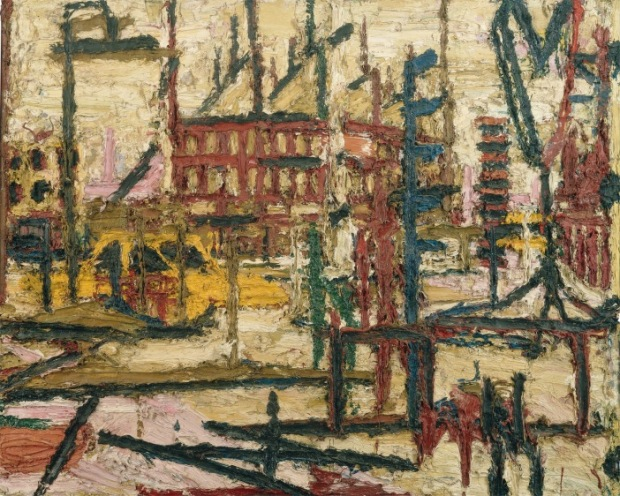 mornington crescent auerbach_0