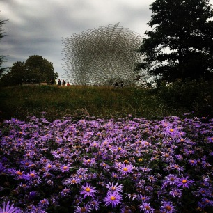 The hive at Kew